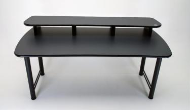 C72 edit desk with rack space