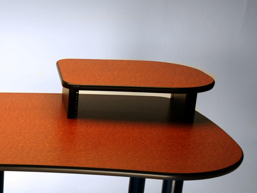 92 Twin Bridge Desk Great For Dual Monitors Martin Amp Ziegler